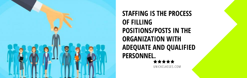 staffing meaning